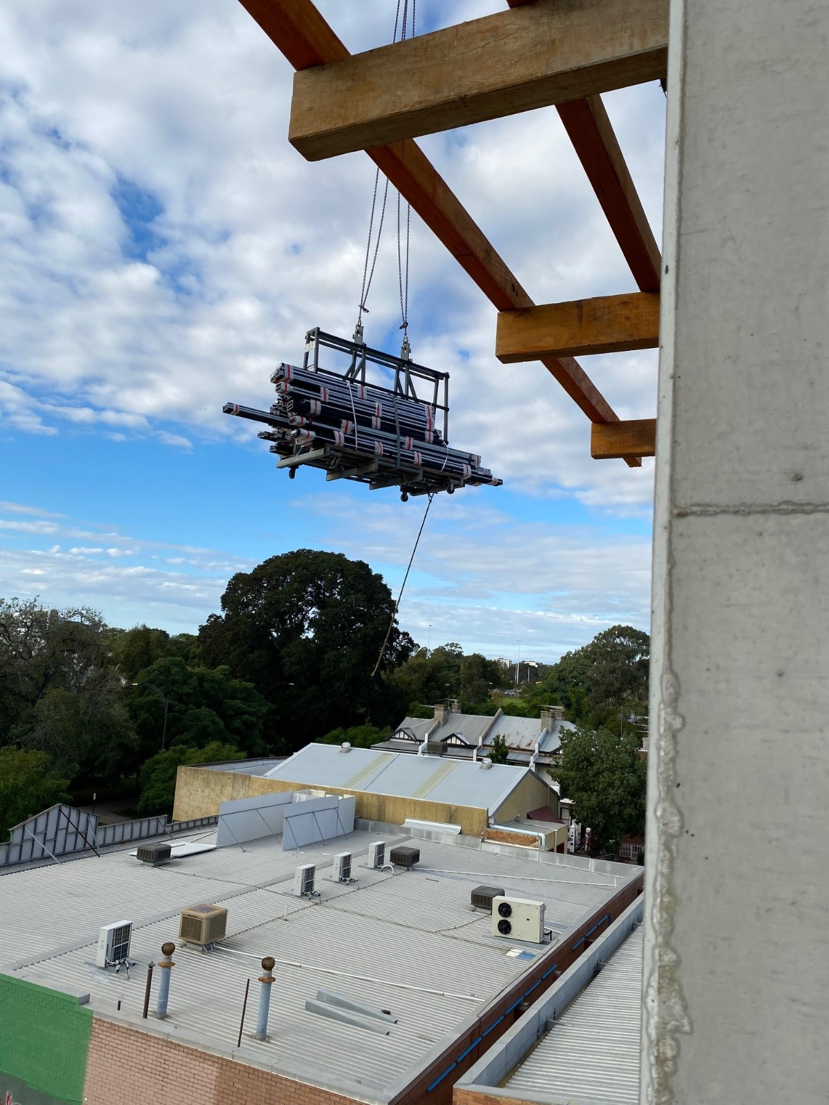 Subiaco Project Commenced